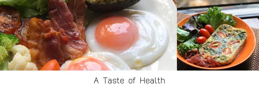 A Taste of Health