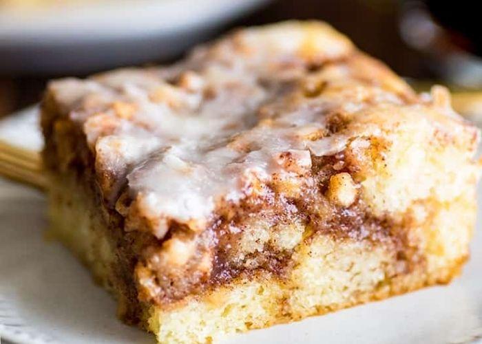 เค้กแอปเปิลซินนามอน (Apple Cinnamon Cake)